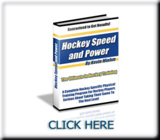 hockey speed book