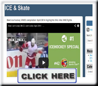 skate and ice general information site