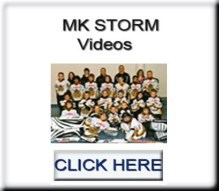 Milton Keynes storm video list