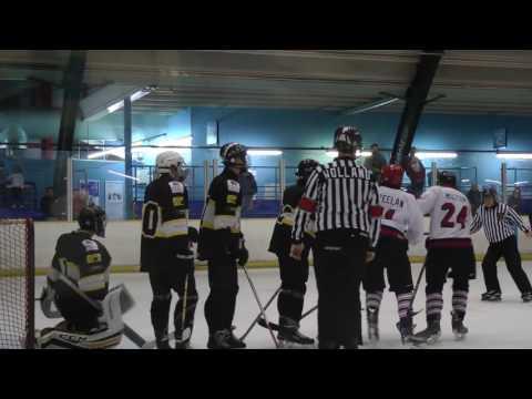 Slough v Bracknell Under 18s 23/10/2016