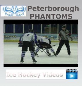 peterborough phantoms ice hockey videos