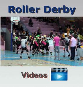 roller derby videos