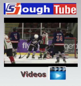 slough ice hockey team videos