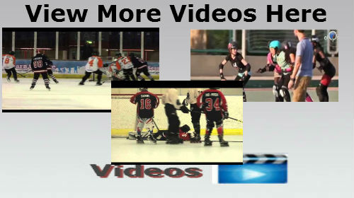 watch more ice hockey roller hockey and roller derby games